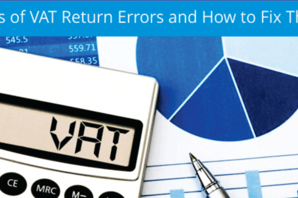 VAT Error Correction