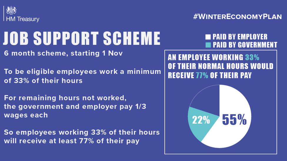 Chancellor Unveils New Job Support Scheme & Extends Self-employed Grant