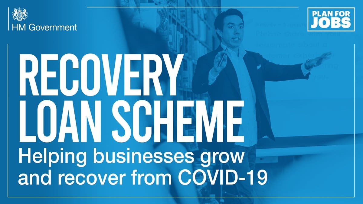 Recovery Loan Scheme: How to Apply for a Business Recovery Loan